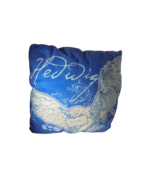 The Wizarding World of Harry Potter Hedwig Universal Orlando Throw Pillo... - $14.82