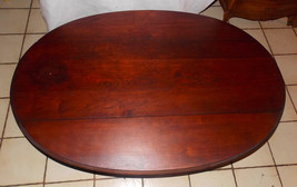 Cherry Dropleaf Coffee Table by Lane - $499.00
