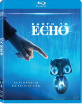 Earth to Echo (Blu-ray/DVD, 2014, 2-Disc Set)