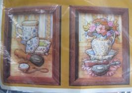 Le Boudoir Sealed Embroidery Kit Creative Circle Linda Griffith 5x7 Set ... - $14.97