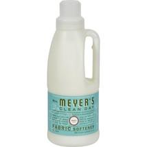 Mrs. Meyer's Fabric Softener - Basil - 32 Oz - $11.00