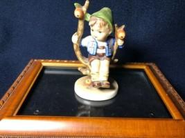 Goebel Hummel Apple Tree Boy Herbst Figure #142 3/0, TMK2 - $78.21