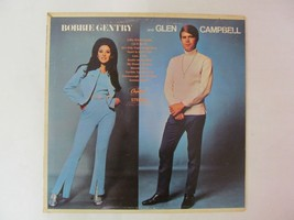 Bobbie Gentry and Glen Campbell Record - $9.89