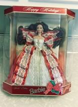 Happy Holidays Special Edition Barbie 1997 NIB Barbie Doll - $10.69