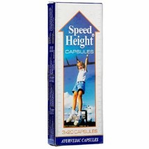 Increase height up to 15.2cm, 60 height speed capsules ayurveda - $24.34