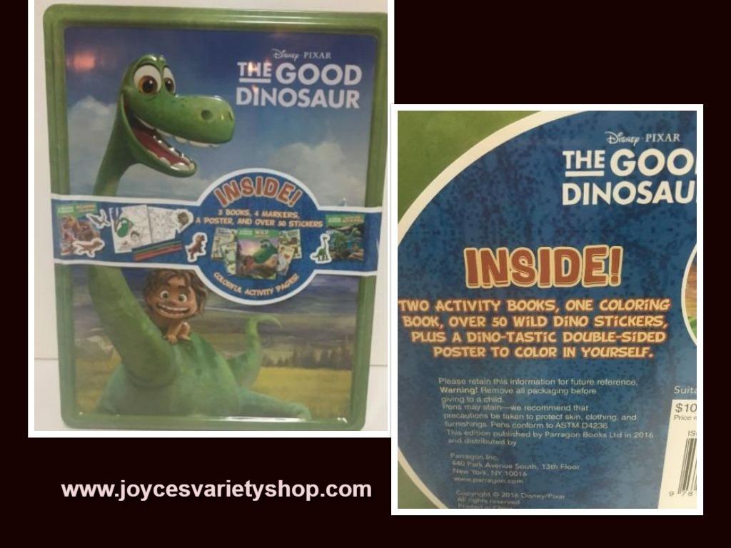 Good dinosaur books   activity web collage