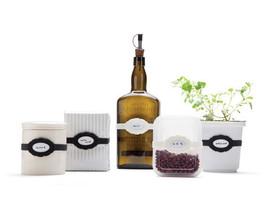 Bands New Original Design Label Box Gifts Set Home Set 3 Decor kitchen w... - $10.67