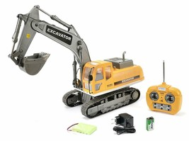 Carson 500907190 - Digger Of Radio Controlled, Scale 1:12, 27 MHZ, Ready - $351.01