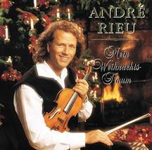 The Christmas I Love [Audio CD] Andre Rieu and Johann Strauss Orchestra - $2.97
