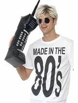 Inflatable Retro Mobile Phone, Jumbo, Extra Large Fake Phone, Fancy Dress - $6.81