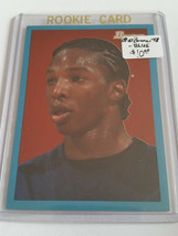 2009-10 Bowman 48 Blue #103 Hasheem Thabeet : Memphis Grizzlies - $1.19