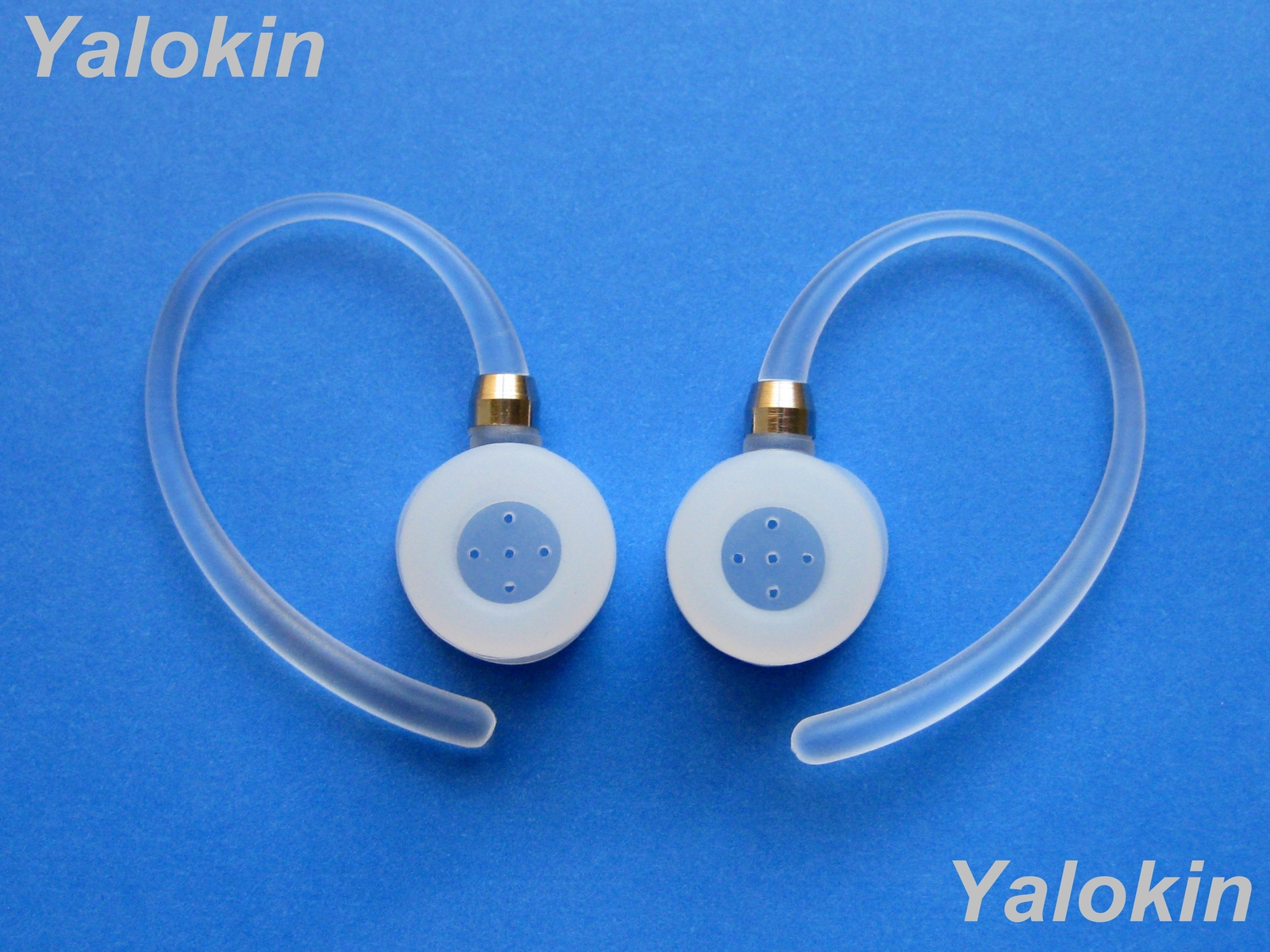 2 Earhooks and 2 Earbuds for Motorola Boom 89605N Bluetooth Headset Devices