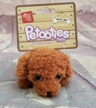 """New Russ Petooties Pets Apricot Poodle 5"""" Puppy Dog Plush Spring Collection - $6.64"""