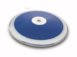 Bluemoon competition beginner 1 kilo 73% rim weight track & field discus... - $53.22