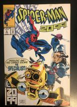 Spider-Man 2099 #4 Feb Marvel March 1993 Comic Book - $9.90