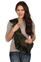 HugaMonkey Camouflage Military Baby Sling Carrier for Infants- Dark Gree... - $20.59