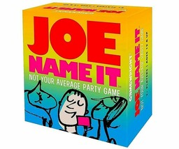 Joe Name It - Not Your Average Party Game  GAMEWRIGHT NEW SEALED FREE SH... - $10.88