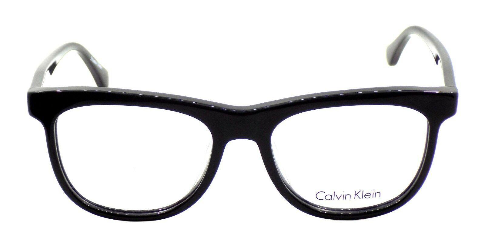 Calvin Klein CK5922 001 Unisex Eyeglasses Frames Black 52-17-140 + CASE