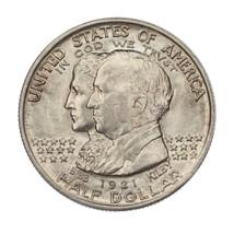 1921 50C Alabama Conmemorativas Media Dólar ,Au + Estado,Excelente Llamativo - $151.59