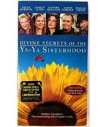 Divine Secrets Of The Ya-Ya Sisterhood VHS VCR Video Tape New / Sealed M... - $8.79