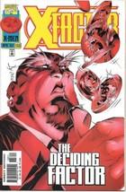 X-Factor Comic Book #133 Marvel Comics 1997 VERY FINE+ NEW UNREAD - $2.50