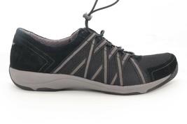 Dansko  Honor Suede Sneakers  Black Women's Size  40 () - $55.78
