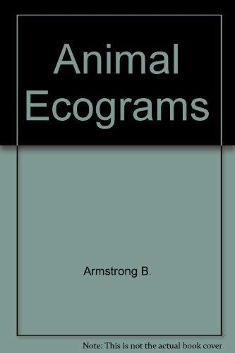 Animal Ecograms Armstrong, Beverly and Armstrong, B.