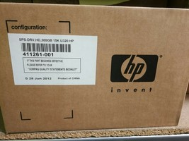 411089-B22/411261-001-HP 300GB 15K ULTRA320 SCSI DRIVE - $71.00