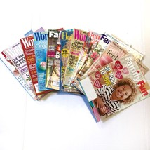 Spring Womens Magazines Back Issues Craft Lot - $9.99