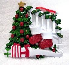 Christmas Ornament Stockings And Tree Break Resistant Glitter Highlights... - $9.49