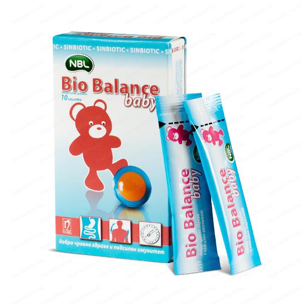 Bio Balance baby Anti colic -Calm Colic 10 sachets NBL Probiotic