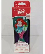 Wet Brush Disney Princess Ariel Original Mini Detangler Limited Edition New - $8.42