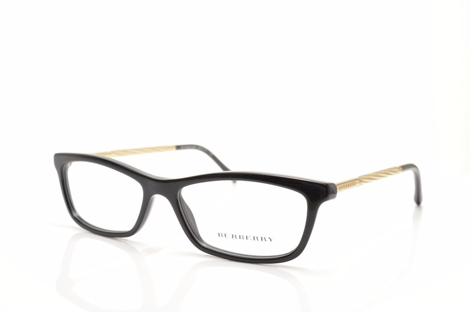 760220a0d31 S l1600. S l1600. Previous. BrandNew B2190 3001 New Authentic BURBERRY Rx EYEGLASSES  FRAME 52-15-140 Italy
