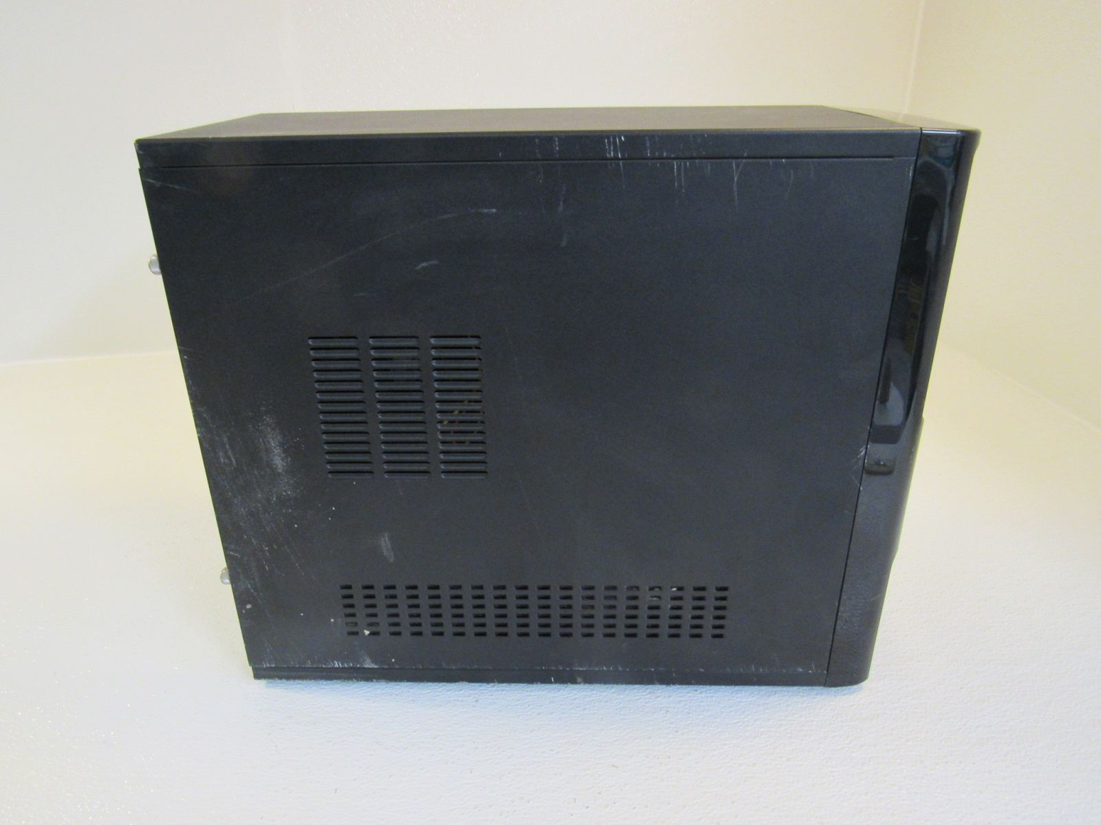 Gateway Desktop Computer E-Series 3.20 GHz Black 504MB RAM 40GB HD DVD-RW E4300