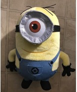 """Despicable Me Stuart Minions Plush Doll Stuffed Toy 10"""" by Snap Creative - $9.49"""