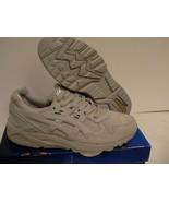 Hommes Asics Chaussures de Course Gel Kayano Baskets Gris Clair Taille 7... - $136.36