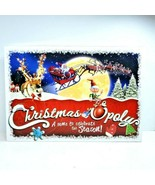 Christmas Opoly Board Game Christmas Theme by Lateforthesky Complete Age... - $15.99