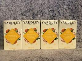 Yardley Sparking Mandarin & Ginger 4.25oz LIMITED EDITION, Lot Of 4 Bars - $22.99