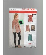 Newlook - Easy - K6376 A - Size 6-18 - Sew Magazine - 2017 - Simplicity ... - $4.89