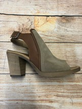 Coach and Four Women's Heels Brown Suede Size 8 - $23.76