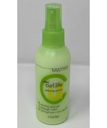 Matrix Curl Life Defining System Spiraling Spray-Gel 5.1oz NEW - $29.00