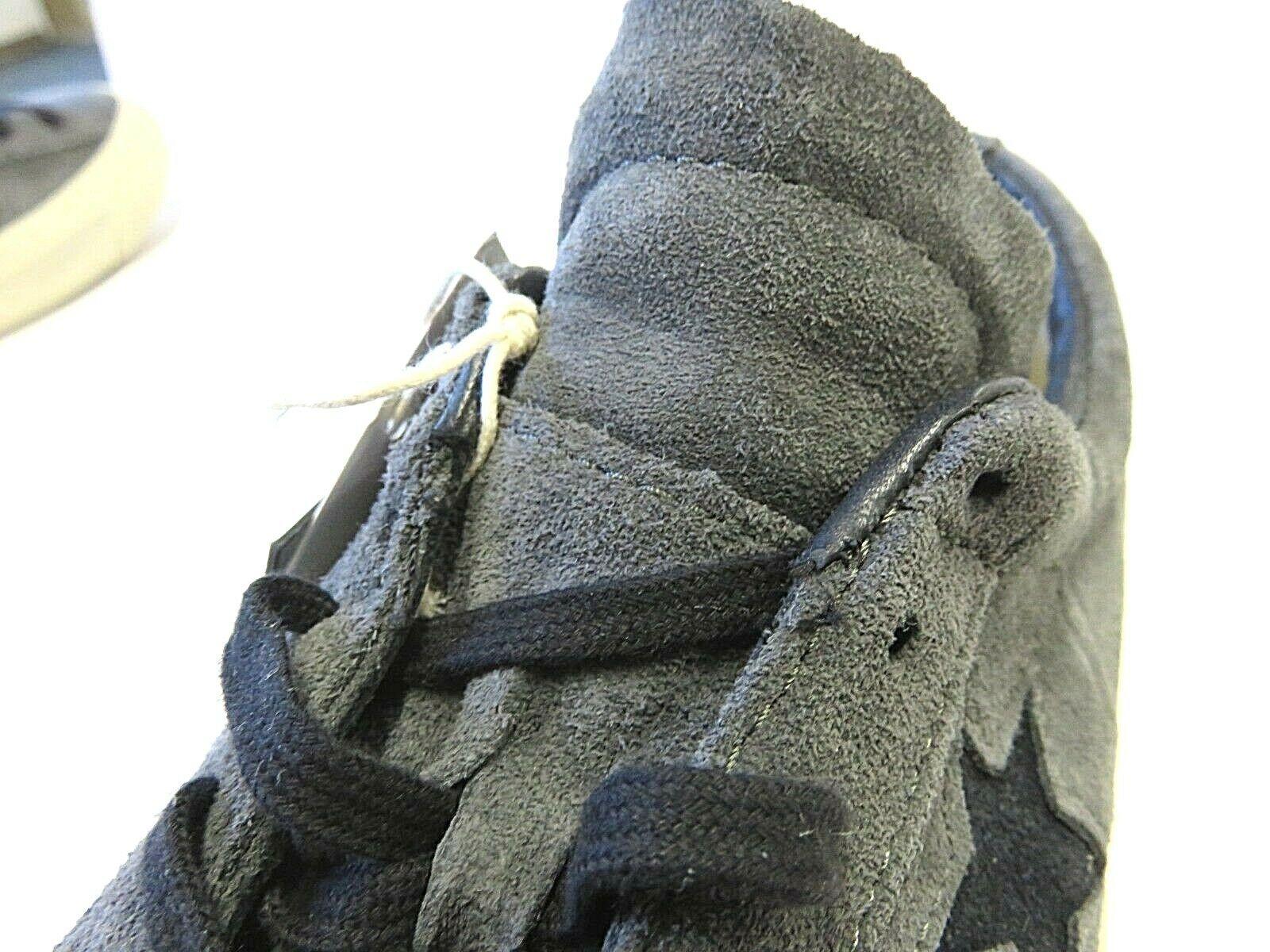 NEW Converse x John Varvatos Grey Star Shoes Size Men's 5.5 Women's 7.5 Low Top image 3