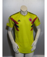 Team Colombia Jersey - 2018 Home Jersey by Adidas - Men's Medium (NWT) - $75.00