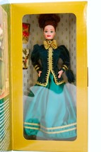 Mattel Barbie 1996 Hallmark Exclusive Yuletide Romance Doll-Brand new in Box! - $59.39