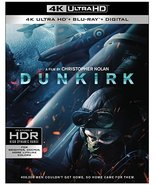 Dunkirk [4K Ultra HD + Blu-ray + Digital] - $14.96