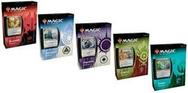 Magic Gathering Decks Logo Card Deck Box Set 1x Each Guild Mtg Allegianc... - $102.41