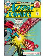 Action Comics #441 - November 1974 Issue - DC Comics - Grade Fine - $5.99