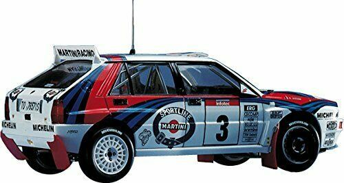 Hasegawa 1/24 Ranchia super delta 1992 WRC Plastic model car CR15 - $94.79