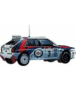 Hasegawa 1/24 Ranchia super delta 1992 WRC Plastic model car CR15 - $94.79