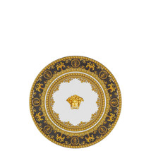 Versace I Love Baroque Platter on foot small Porcelain Made in Italy - $420.40